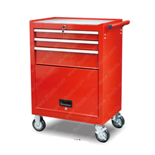 Rollaway Tall Metal Muti Drawer Tool Cabinet
