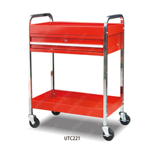 Heavy Duty Utility Rolling Tool Cart with Drawer