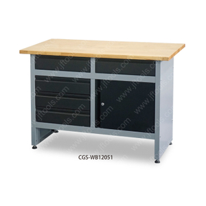 Hardwood Modular Garage Plans Workbench