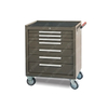 Middle Best Tool Box Cabinet on Wheels