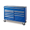 Bottom Rolling Power Tool Storage Chest Cabinet Combo