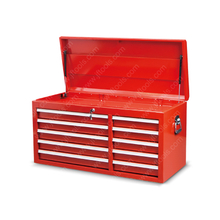 10 Drawer Large Cheap Tool Chest on Wheels