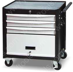 Bottom Rolling Metal 27 Inch Tool Cabinet