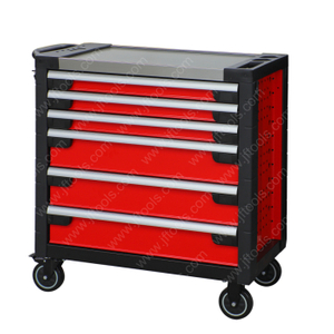 6 Drawer Rolling Locking Storage Tool Cabinet