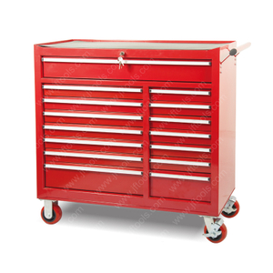 Powder Metal Hand Tool Storage Cabinet with Drawer