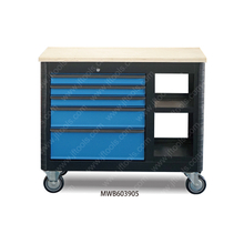 Professional Stainless Steel Garage Tool Workbench