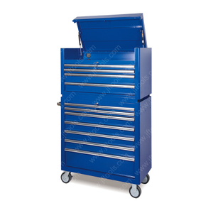 Wall Mounted Rolling Large Mechanic's Tool Cabinet